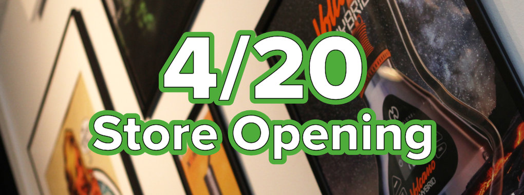 4/20 PREMIÄR: Smoketower öppnar butik