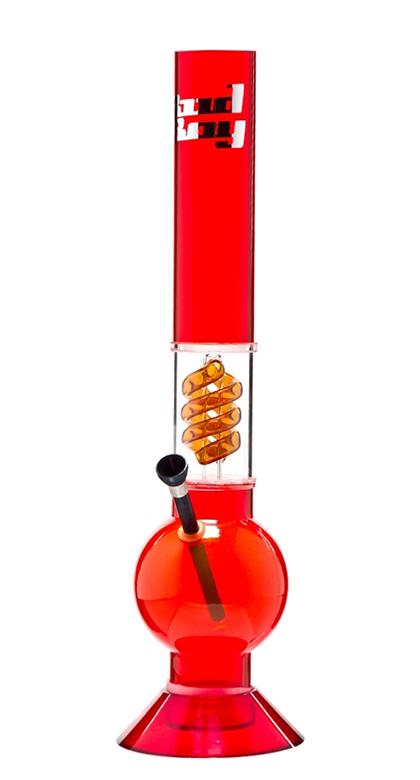 Spiral-perkolator