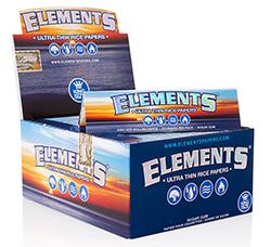 Elements Rice paper